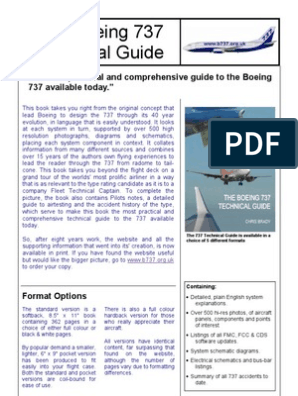 Boeing 737 Guide | Boeing | Aviation