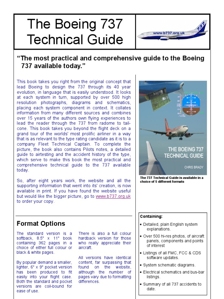 boeing 737 guide boeing aviation rh scribd com the boeing 737 technical guide epub the boeing 737 technical guide pdf free download