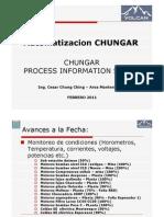 Reporte Avance Automatizacion Chungar FEB 2011 JT[1]
