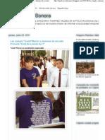 24-06-11 Le Cumple Cuate Marcor a Los Alumnos de La Escuela Primaria Club de Leones No. 1