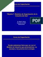 Modelos de Organizacion Industria Del Gas - Copia