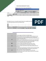 Ikon Pada Microsoft Excel