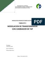 Mode Lac Ion de Transform Ad Or Con Cambiador de TAP