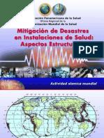 Mitigación de desastres - Aspectos Estructurales