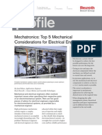 REXROTH - Top 5 Mechanical Considerations for Electrical Engineers