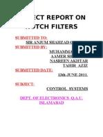 Notch Filters