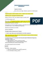 PROCESSO CIVIL - MANDADO DE SEGURANÇA INDIVIDUAL E COLETIVO NOVO COMPLETO