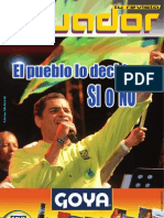 Revista Ecuador de Mayo 2011
