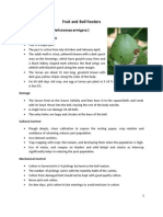 Integrated Pest Management of Cotton