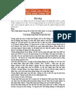[HTVT2] 2 - VD Ve Luu Luong