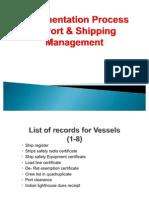 Port & Shipping Management 220211