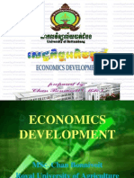 Economic Development Prepared by Chan Bonnivoit