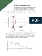 Ackerman Steering Formula Derivation
