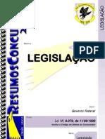 Lei 8078 CodigoDefesaConsumidor 11091990