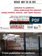 From Publisher To Platform