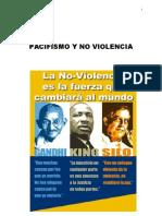 Pacifismo y No Violencia