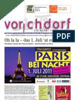 Vorchdorfer Tipp 2011-06