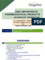 Genotoxic Impurities