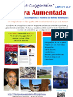 """Poster """"Lectura Aumentada"""""""
