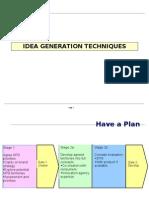 Idea Generation+Innovation+Funnel