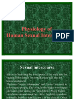 Human Sexual Intercourse