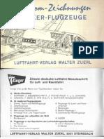 Phantom Zeichnungen Fokker Flugzeuge