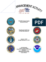 TRICARE Program Integrity 2010 Report