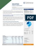 Reliance Duty Cut Edel June 2011