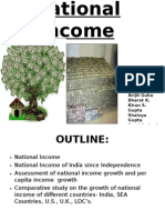 Marketing B- National Income
