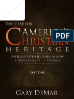 The Case for America's Christian Heritage by Gary DeMar