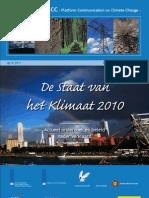 Staat Van Het Klimaat 2010 Def Web