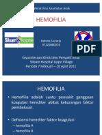 Ppt. Hemofilia