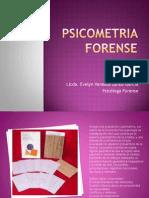 PSICOMETRIA FORENSE