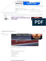 Bluffer's guide_ North Korean Naval Power 2007