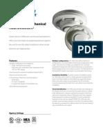 5600 Series Mechanical Heat Detectors