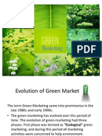 Unit 1 B- Green Marketing