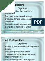 Unit 19 - Capacitors (1)