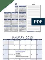 2013-calendar
