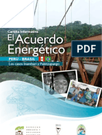 Acuerdo Energetico Peru Brasil