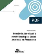 MMA - Referências Conceituais e Metodológicas para Gestão Ambiental em Áreas Rurais