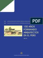 Libro 100 arquitectura