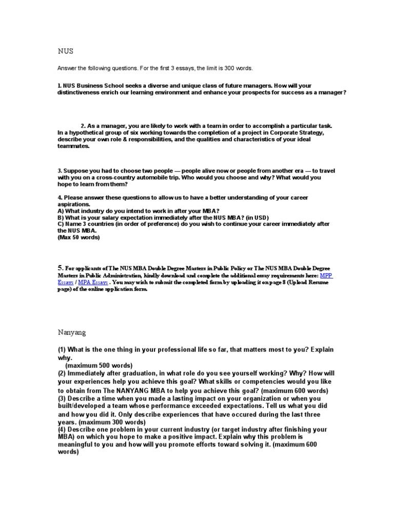 Personal narrative essay examples