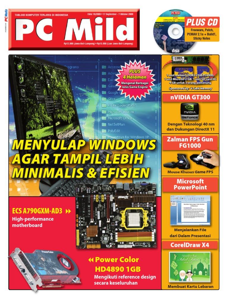 Tabloid PC Mild 19