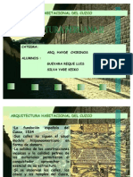 Arquitectura Habitacional en Cuzco