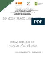 Documento Rector Clase Modelo