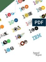 2010 Ibm Annual
