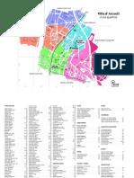 Plan de La Ville d Arcueil-2