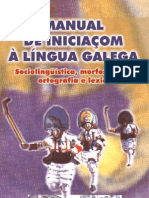 Manual de iniciaçom à lingua galega