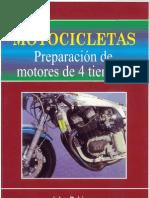 Motocicletas - Preparación de motores de 4 tiempos