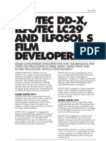 Ilford Film Developers Manual Eng
